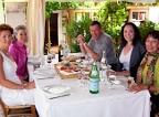 La-Loube-dinner in Provence, France